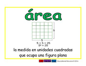 Medida espanol 2-way verde