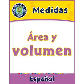 Medidas: Área y volumen Gr. PK-2