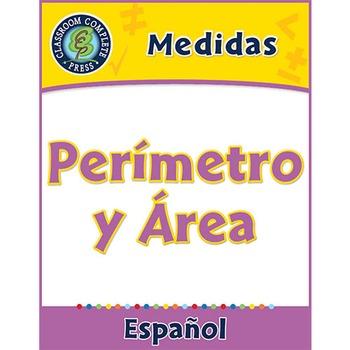 Medidas: Perímetro y Área Gr. 3-5