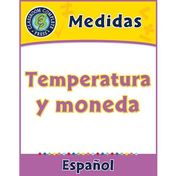 Medidas: Temperatura y moneda Gr. PK-2