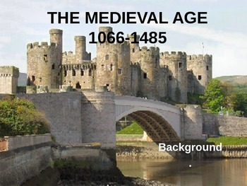 Medieval Age Introduction