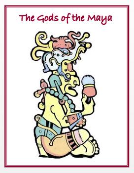 "Medieval America - ""Gods of the Maya"" + Quiz"