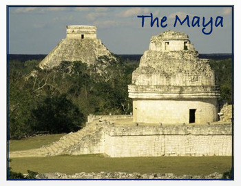 """The Maya - An Overview"" +  Assessment"