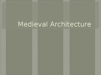 Medieval Architecture Slideshow