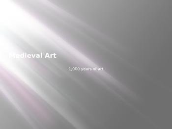 Medieval Art Power Point