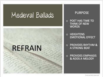 Medieval Background Information PP