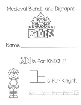 Medieval Blends and Digraphs