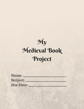 Medieval Book Project
