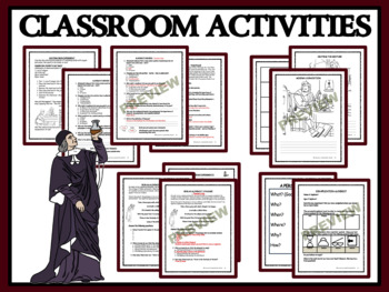 MEDIEVAL ALCHEMISTS - Reading Passages and Classroom Activities