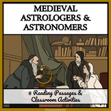 MEDIEVAL ASTROLOGERS AND ASTRONOMERS - Printable Reading Passages and Activities