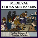 Medieval Careers - Cooks, Bakers and Brewers