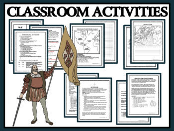 EXPLORERS AND THE AGE OF DISCOVERY - Reading Passages and Enrichment Activities