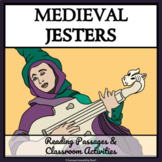 MEDIEVAL JESTERS - Reading Passages and Classroom Activities