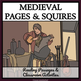 Medieval Careers -  Pages and Squires