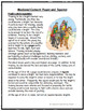 MEDIEVAL PAGES AND SQUIRES - Reading Passages and Classroom Activities