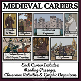 MEDIEVAL LIFE, BUNDLE 2 - Reading Passages, Comprehension, Activities, Bingo