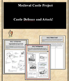 Medieval Castle Defence and Attack Activity Book