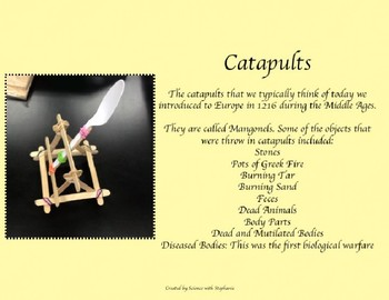 Medieval Catapult Project-Force and Energy