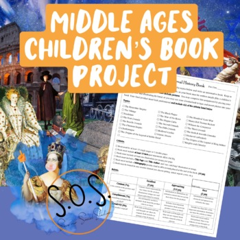 Medieval Children's Book Project