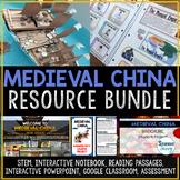Medieval China Activities Resource Bundle