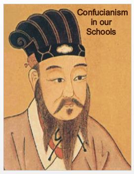 """Confucianism in Our Schools? - Activity"