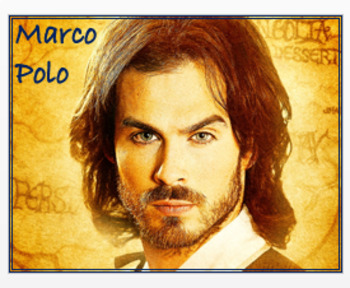 """""""Marco Polo"""" Primary Source + Assessment"""