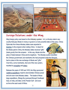 Medieval China - The Ming Dynasty - An Overview + Assessment
