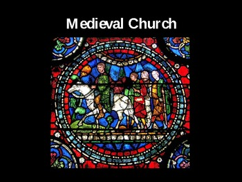 Medieval Church PowerPoint