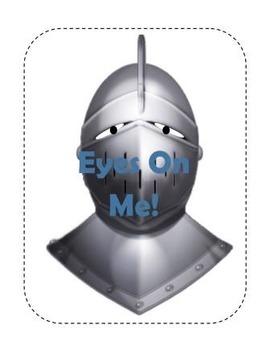 Medieval Classroom Management Behavior Signs