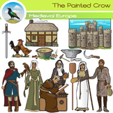 Medieval Clip Art - Middle Ages - Dark Ages - History