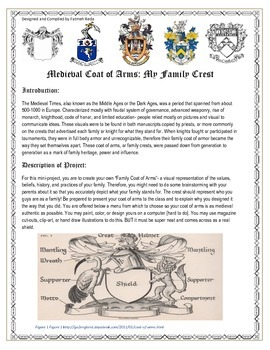 Medieval Coat of Arms Project
