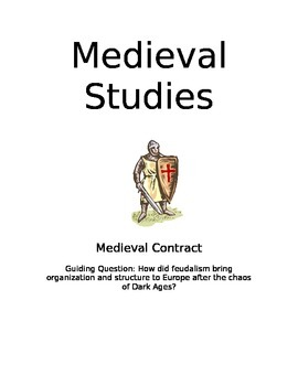 Medieval Contract