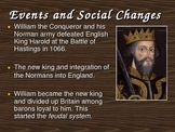 Medieval England Powerpoint