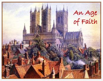 "Medieval Europe - ""An Age of Faith"" + Quiz"