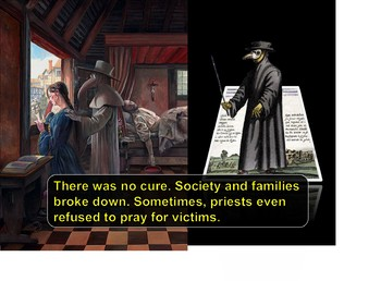 Medieval Europe Animated PowerPoint - The Black Death