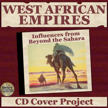 Medieval Europe CD Cover Project