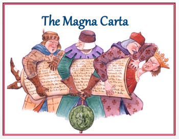 The Magna Carta - Changes in English Government + TDQ Quiz