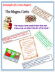 """""""European Feudalism"""" - ONE-PAGER   Activity / Assessment"""