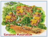 """""""Medieval European Manorialism"""" + PP, Activities, Assessment (Distance Learning)"""
