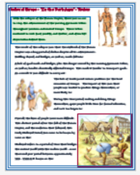 """Medieval Europe - """"In the Dark Ages"""" + Assessment"""