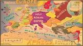 Medieval Europe Map (Alternate Map 3)