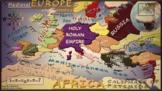 Medieval Europe Map (Alternate Map 5)