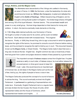 """Medieval Europe - """"Medieval Conflicts and Crusades 800s - 1500s"""" + Assessments"""