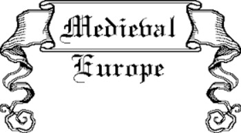 Medieval Europe/Middle Ages