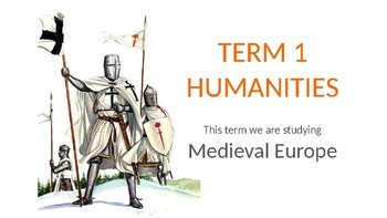 Medieval Europe (Middle Ages) Entire Unit