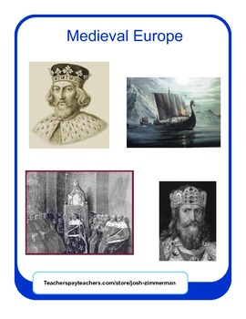 Medieval Europe (Middle Ages) Unit