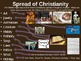 Medieval Europe (PART 1: SPREAD OF CHRISTIANITY) engaging Middle Ages PPT