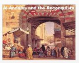 """Medieval Europe - Spain  """"Al-Andalus and the Reconquista"""" +  DBQ Assessments"""