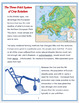 """Medieval Europe - """"The Three Fields System"""" + Quiz"""