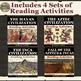 Maya Aztecs Incas Unit Informational Text Bundle